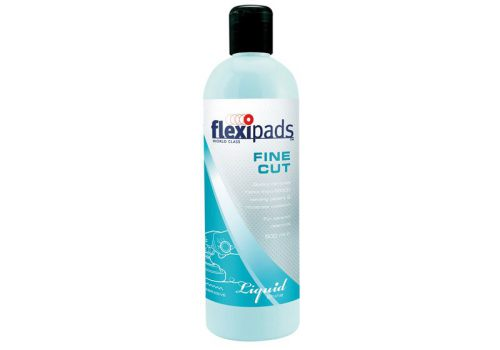Flexipads World Class FINE CUT Liquid Shine Turquoise 500ml LP110C 1=1 BOTTLE SINGLE