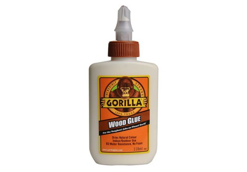 Gorilla Glue Gorilla Wood Glue 118ml