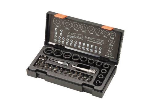 Hitachi Socket & Bit Set 41pc 752500