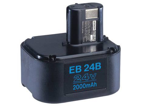 Hitachi EB24B NiCd Battery 24 Volt 2.0Ah
