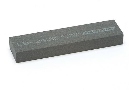 India CB24 Bench Stone 100mm x 25mm x 12mm - Coarse