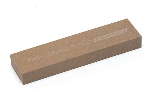 India MB24 Bench Stone 100mm x 25mm x 12mm - Medium
