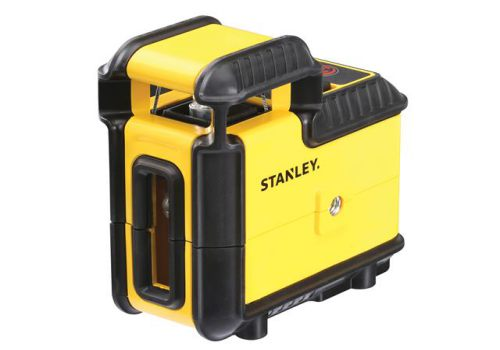 Stanley Intelli Tools 360 Cross Line Laser Level (Red Beam)STHT77504-1
