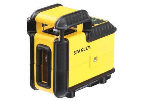 Stanley Intelli Tools 360 Cross Line Laser Level (Green Beam)STHT77594-1