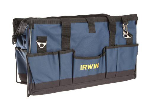 Irwin Soft Side Tool Organiser Bag 22in