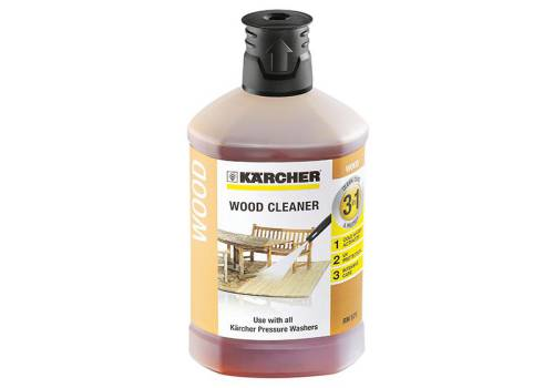 Karcher Wood Cleaner 3-In-1 Plug & Clean