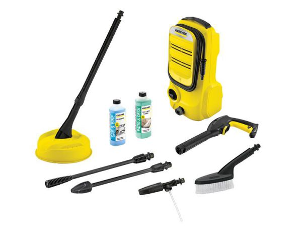 Karcher K 2 Compact Car and Home Pressure Washer 110 bar 240V 16735100
