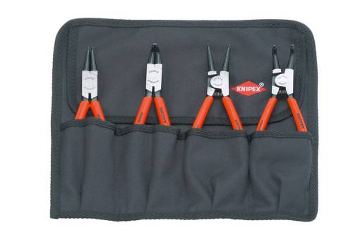 Knipex Circlip Plier Set in Roll (4)