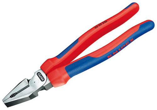 Knipex Hi-Lever Combination Pliers 225mm S/Grip