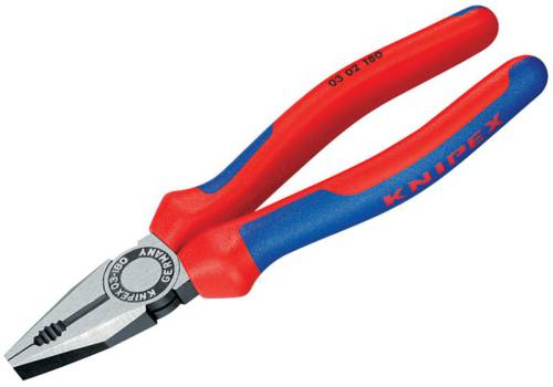 Knipex Combination Pliers 200mm S/Grip