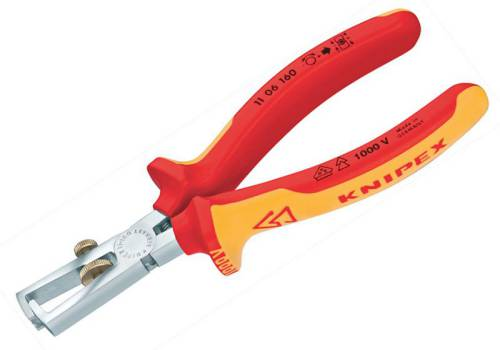 Knipex End Wire Stripping Pliers 160mm VDE