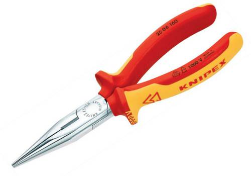 Knipex Radio Pliers - Side Cutters 160mm VDE
