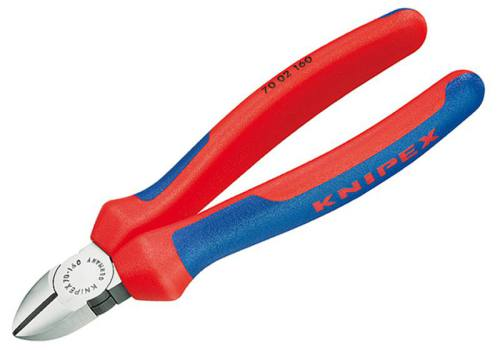 Knipex Diagonal Cutters Comfort Grip 70 02 140