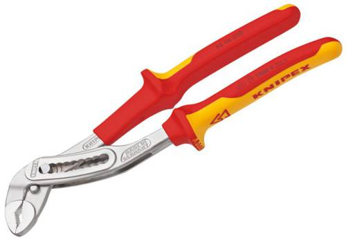 Knipex VDE Alligator Water Pump Pliers 88 06 250