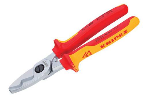 Knipex Cable Shears VDE 95 16 200