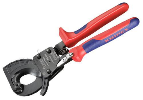 Knipex Cable Shears Ratchet 95 31 250
