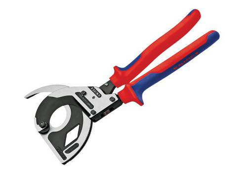 Knipex Cable Cutters - Ratchet Action 320mm