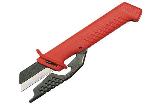 Knipex Cable Knife Hinged Blade Guard 98 56