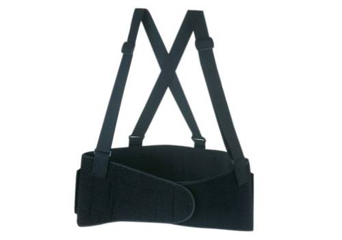 Kunys EL892 Back Support with Suspenders