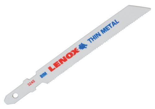 Lenox 20303-BT324S Jigsaw Blades Pack of 2 75mm 24tpi
