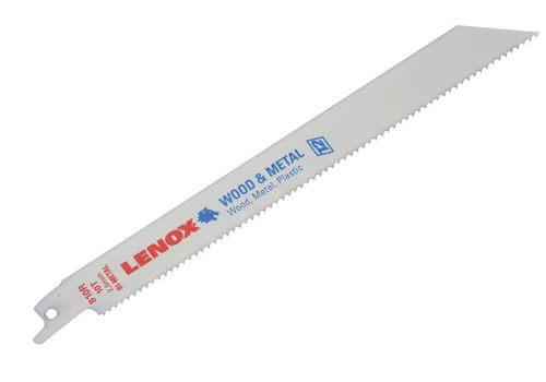 Lenox len20564 20564-614r Sabre Saw Blades Pack of 5 150 mm 14tpi