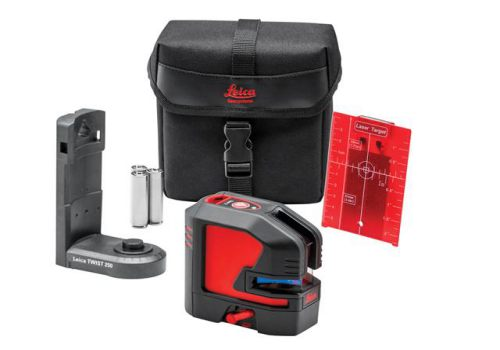 Leica Geosystems Lino L2S-1 Red X Line Laser Starter Pack848435