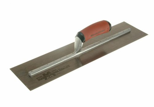 Marshalltown MXS77D Cement Trowel 18in Durasoft Handle