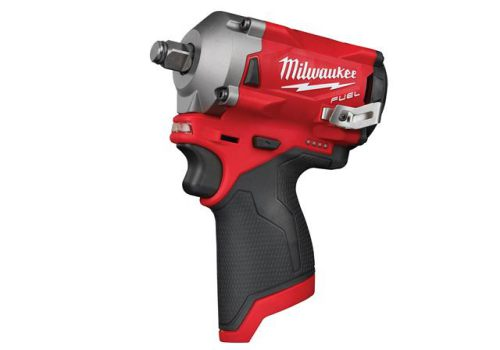 Milwaukee M12 FIWF12-0 FUEL 1/2in Impact Wrench 12V Bare Unit4933464615