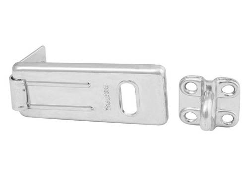 Master Lock Wrought Steel Hasp 64mm
