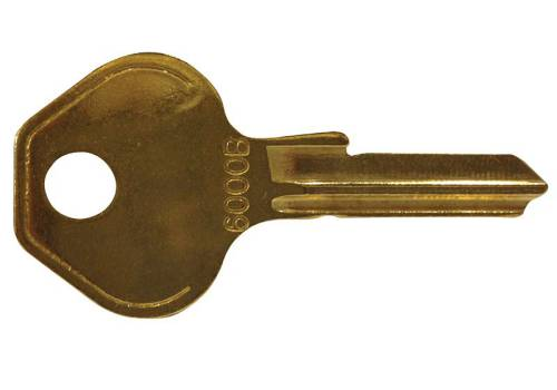 Master Lock K6000 Single Keyblank