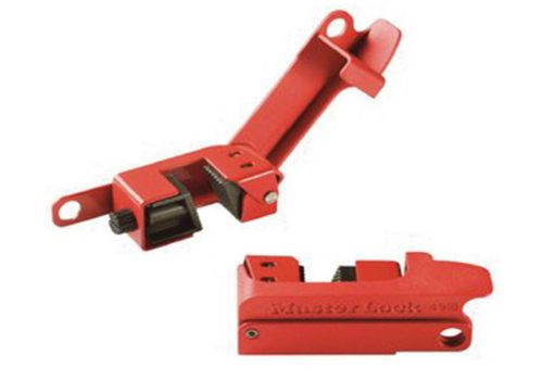 MasterLock Griptight Large Circuit Breaker Lockout