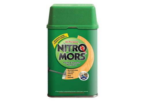 Nitromor New All Purpose Paint & Varnish Remover 750ml