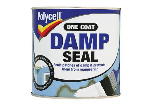 Polycell Damp Seal 1 Litre