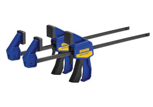 IRWIN Quick-Grip Mini Bar Clamp Twin Pack 300mm (12in)