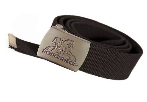 Roughneck Clothing Black Woven Belt