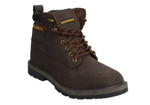 Roughneck Clothing Tornado Site Boots Composite Midsole Brown UK 7 Euro 41