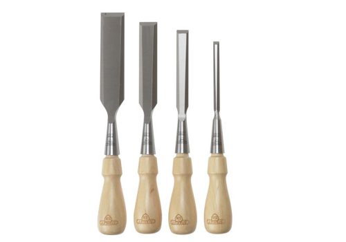 Stanley Sweetheart Socket Chisel Set of 4