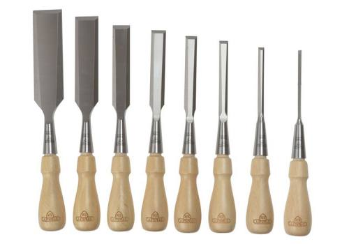 Stanley Sweetheart Socket Chisel Set of 8