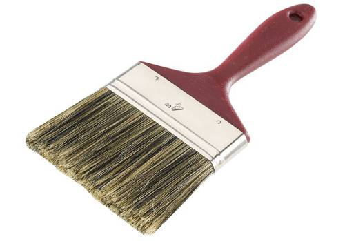 Stanley Decor Emulsion Brush 6in-grey 4-29-359