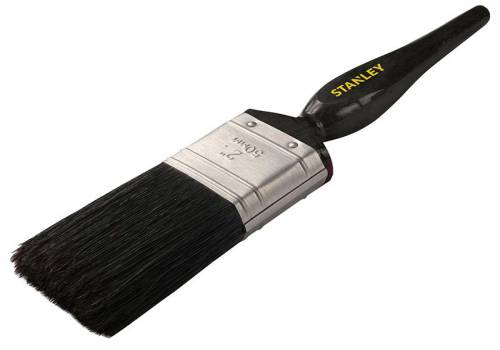 Stanley Tools Max Finish Pure Bristle Paint Brush 75mm (3in)