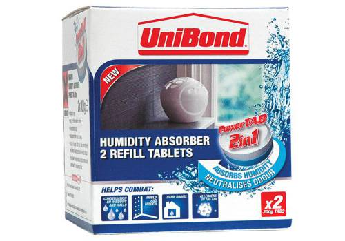 Unibond Humidity Absorber Refills - Small