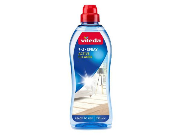 Vileda 1 - 2 Spray Floor Cleaner 750ml