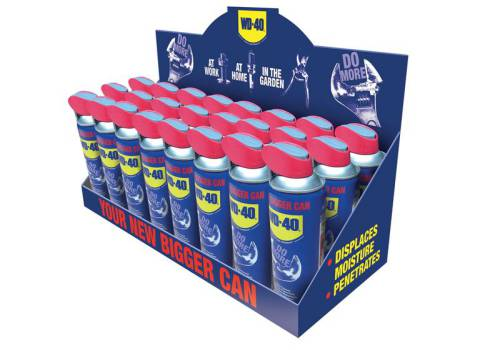 WD40 WD-40 Multi-Use Maintenance Smart Straw 450ml (Case of 24)