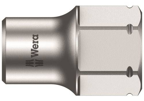 Wera 8790 FA Zyklop Shallow Socket 1/4in Drive 8mm 5003675001