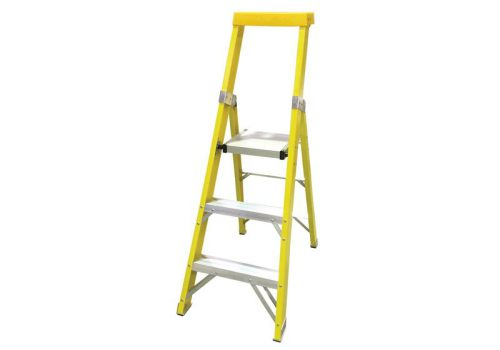 Zarges GRP Platform Steps Platform Height 0.82m 3 Rungs 300803