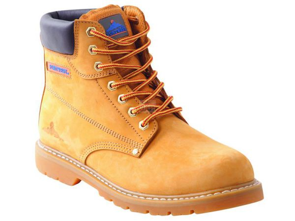Portwest FW18 Honey Goodyear Welted Boots 42 (UK 8)