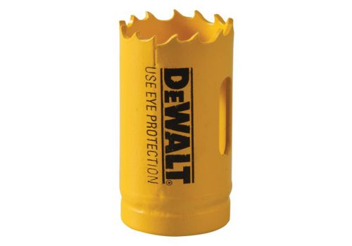 DEWALT Bi-Metal Deep Cut Holesaw 25mm DT8125-QZ