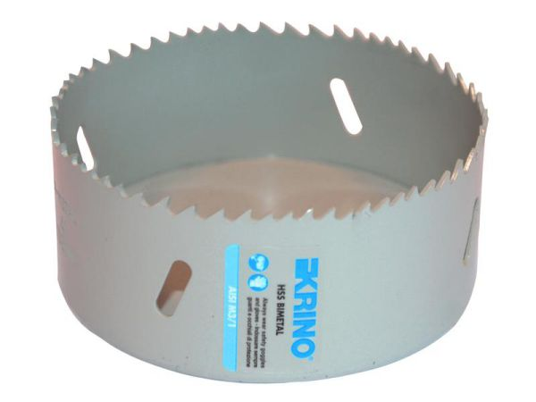 Krino HSS Bi-Metal Holesaw 102mm