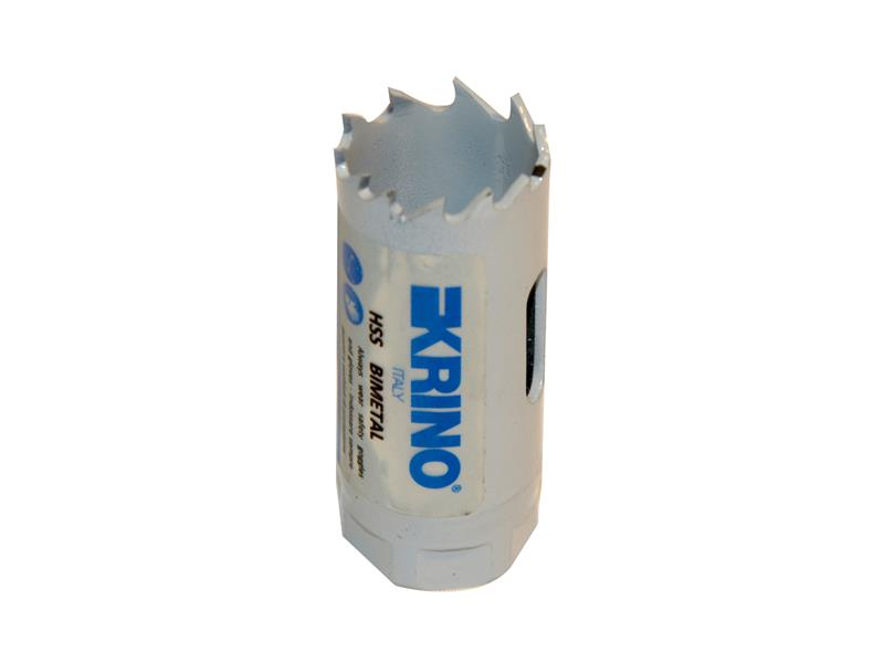 Krino HSS Bi-Metal Holesaw 22mm
