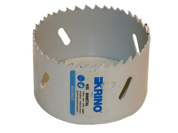 Krino HSS Bi-Metal Holesaw 65mm